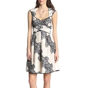 Jessica Simpson Fit and Flare Cocktail Dress (6)